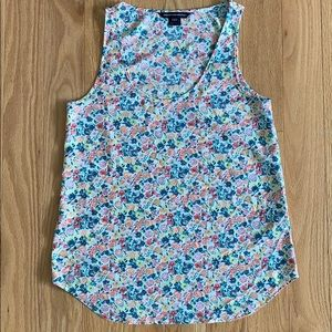 French Connection sleeveless blouse